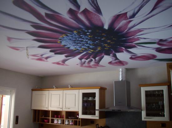 Plafond tendu acoustique plafond dalle anti bruit - Absorbeur de bruit ...
