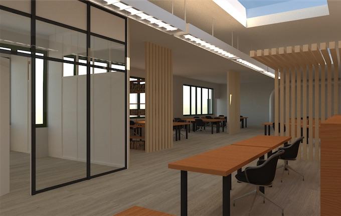 plan 3d amenagement bureau class orga gen ve suisse class orga. Black Bedroom Furniture Sets. Home Design Ideas