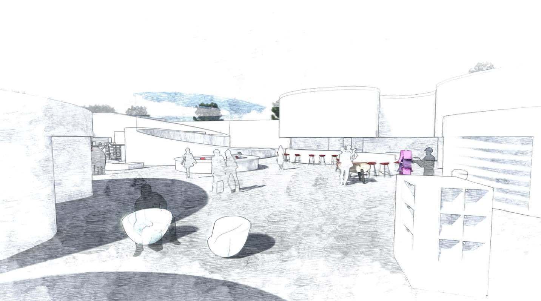 plan aménagement espace et bureau Class Orga