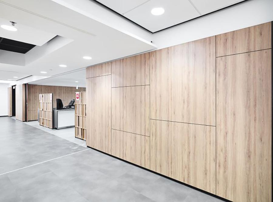 Mur mobile et modulable - Class Orga, expert en aménagement ...